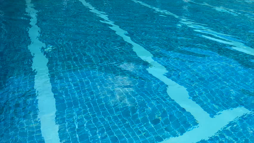 swimming pool lane lines background. Background Of Swimming Pool With White Lines - HD Stock Video Clip Lane