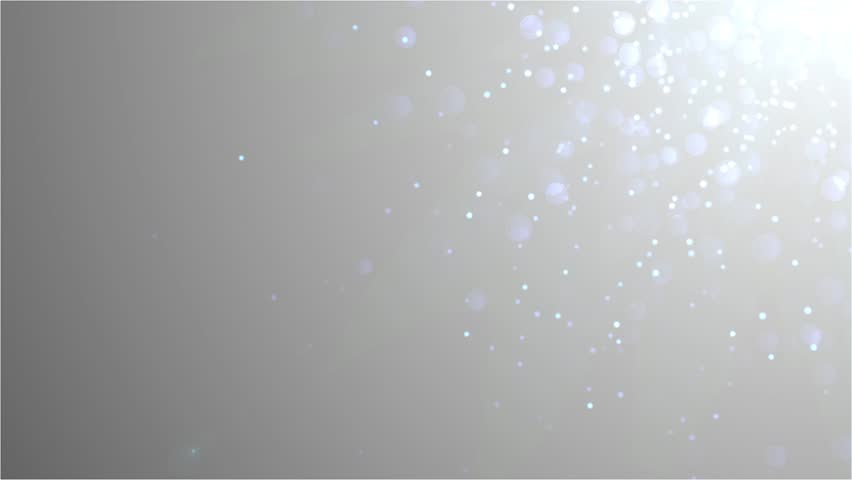 Abstract Silver Christmas background. white glitter bokeh particles. New year collection | Shutterstock HD Video #30885529