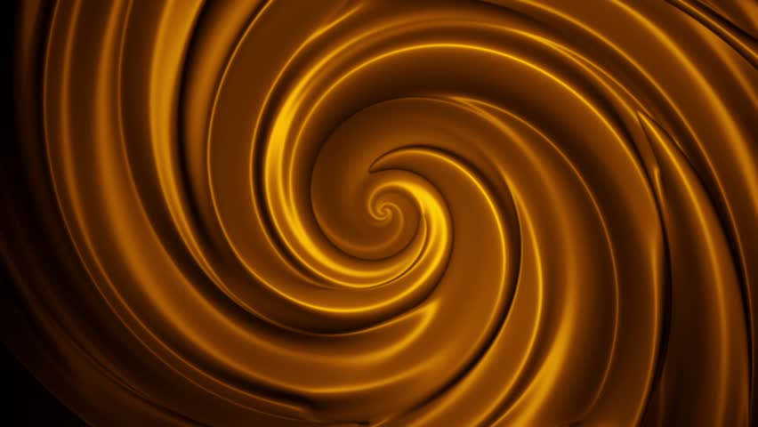 Abstract warping background in golden color | Shutterstock HD Video #30903481