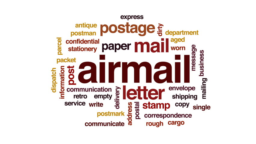 Header of Airmail