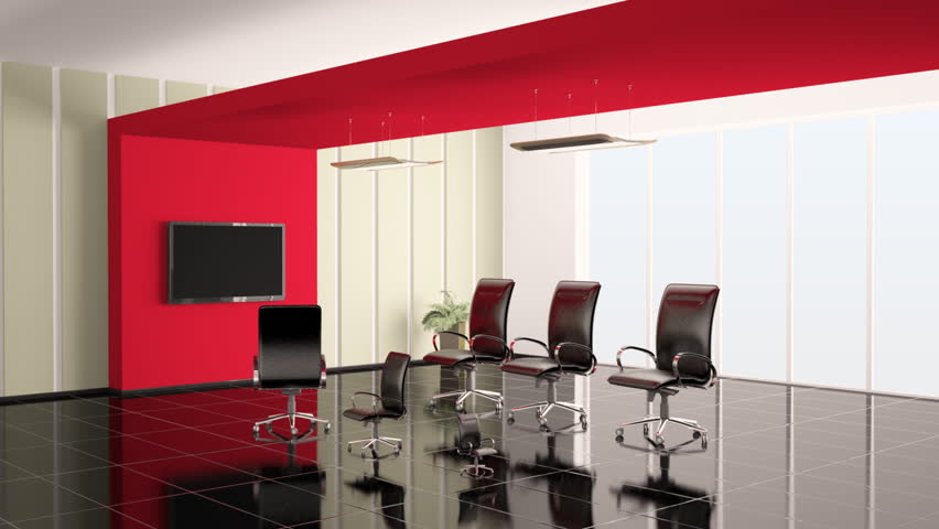 Office interior creation #3109627