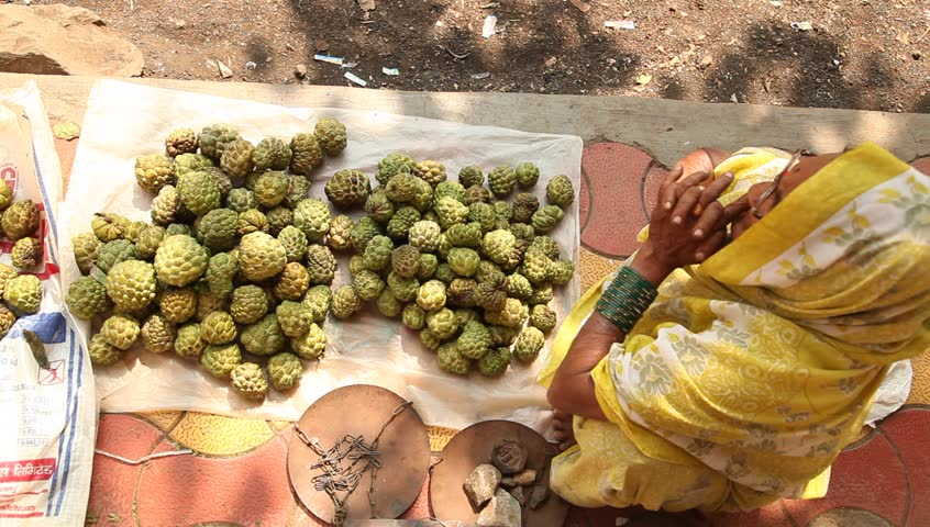 Indian Ayurveda Medicated Fruits   Shutterstock HD Video #31243123
