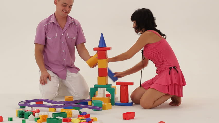 Adults playing with toys 5