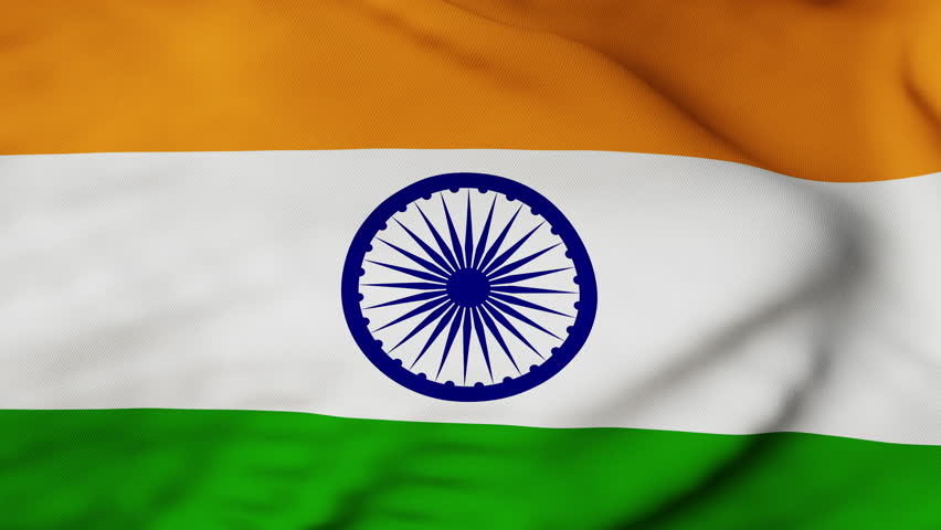 Indian Flag Images Hd720p: Stock Footage Video 663292