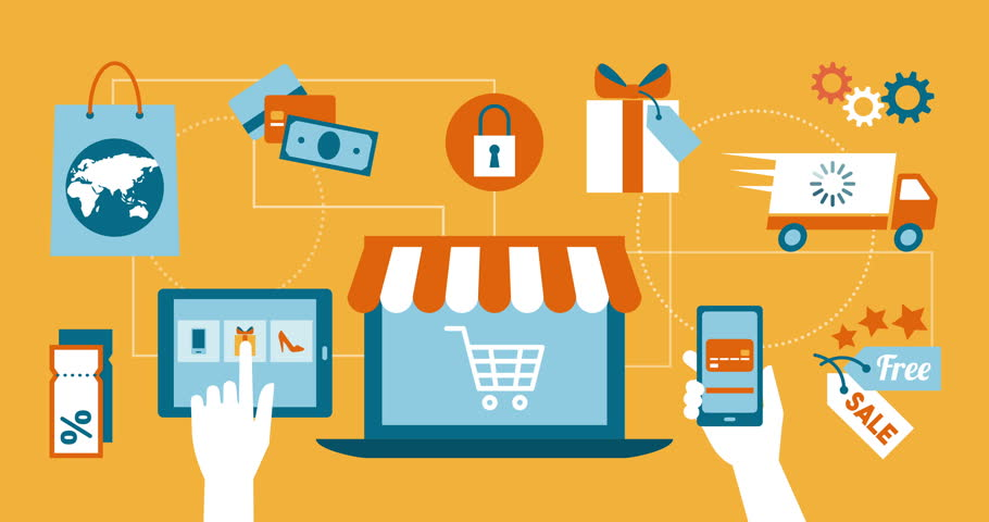 retailing and online shopping