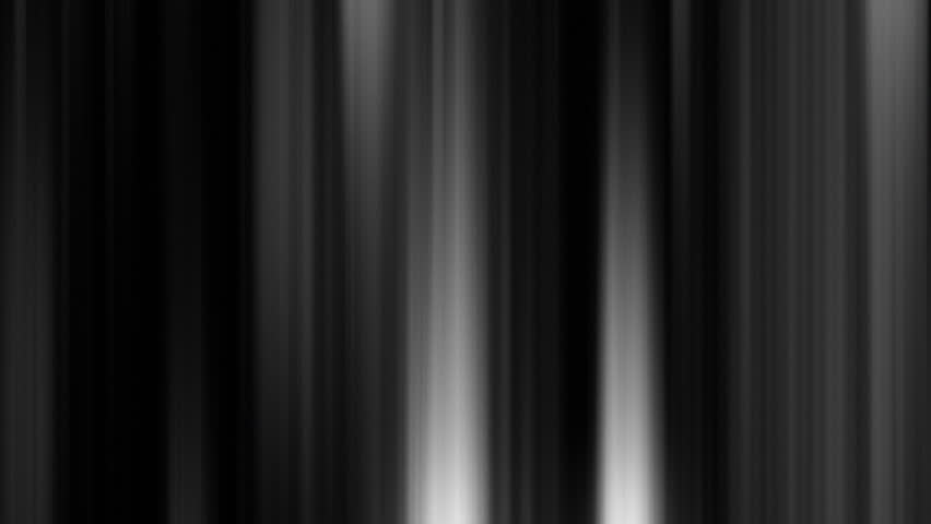 Abstract ghostly white light shafts