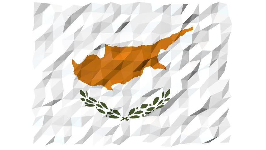 Flag of Cyprus 3D Wallpaper Animation, National Symbol, Seamless Looping Footage | Shutterstock HD Video #31656133