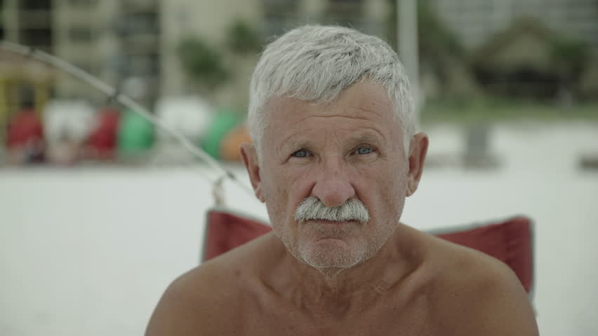 Face Closeup of surprised man 4k | Shutterstock HD Video #31818523