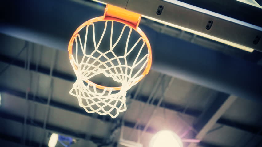 Basketball goal | Shutterstock HD Video #3197209