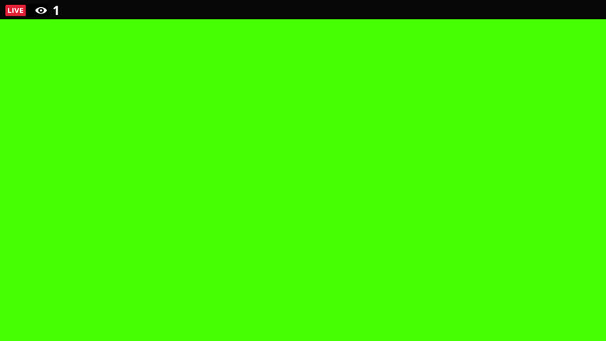 4k video with key green screen by show counter quickly increasing to 1 billion views for social marketing and business uses   Shutterstock HD Video #32004793