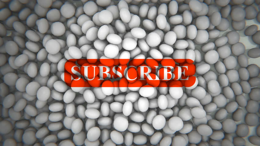 Subscribe intro outro. Subscribe advertising text.  | Shutterstock HD Video #32017573