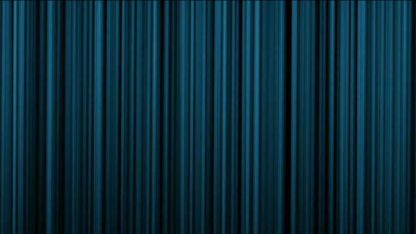 blue stage curtain,theater curtain,vertical lines background.