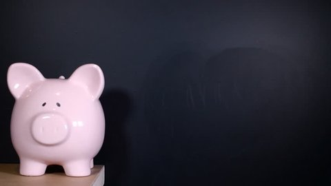 401K written on a chalkboard by financial expert