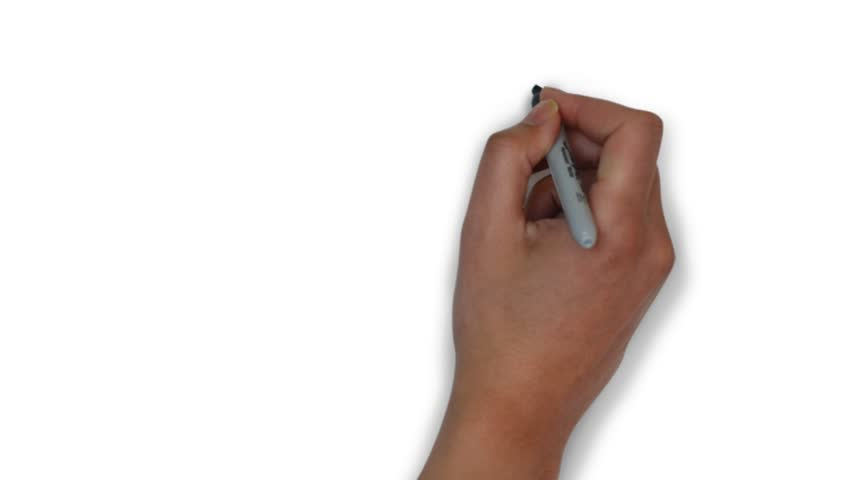 Two girls shaking hands, whiteboard animation of two girls greeting, drawing two girls greeting | Shutterstock HD Video #32637433