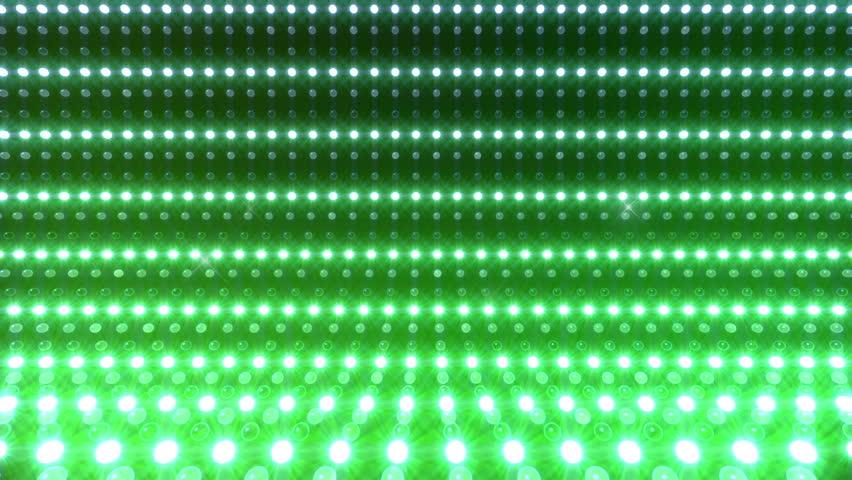 LED Light wall. | Shutterstock HD Video #3283343