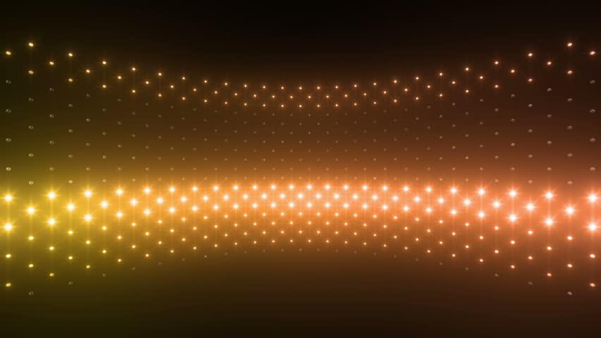 LED Light wall. | Shutterstock HD Video #3283373