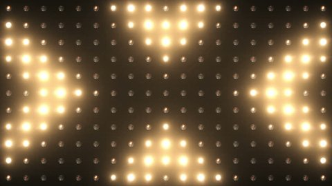 VJ Lights Flashing Spotlight Wall Stage Led Blinder Blinking  Club Concert Disco Matrix Beam Bulb Fashion Floodlight Halogen Headlamp Lamp Night  Party pub Flood lights Vj loop