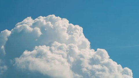 lush clouds in the sky