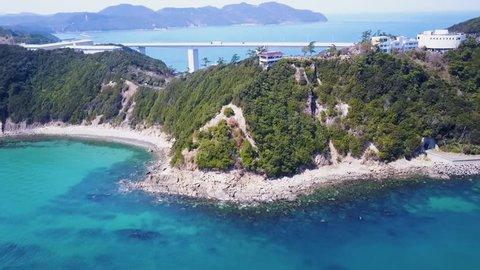 Naruto Bridge Aerial Footage