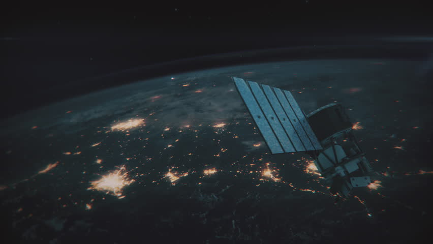NASA ICON - The Ionospheric Connection Explorer. Highly realistic animation depicting the space agency's newest satellite launched in December 2018. 4K UHD. 16-bit color depth. Broadcast quality.    | Shutterstock HD Video #33430060