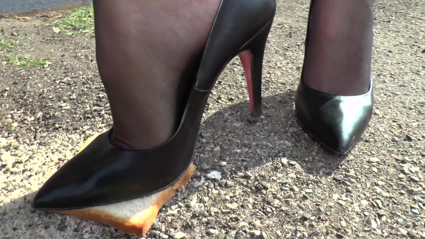 Footage Video 4k Stomp Stock Woman And Hd ClipsShutterstock Ib76gYyvmf