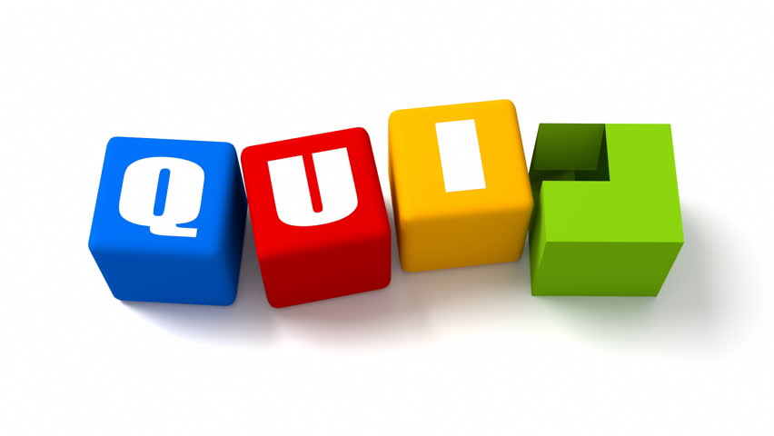 Quiz Colored Cubes  Part of Stock Footage Video (100% Royalty-free) 3367433  | Shutterstock