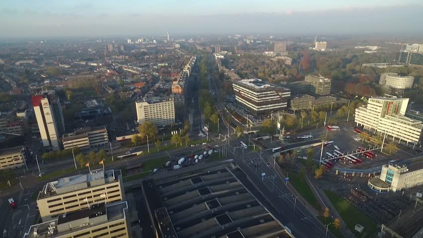 Eindhoven City in Netherland.