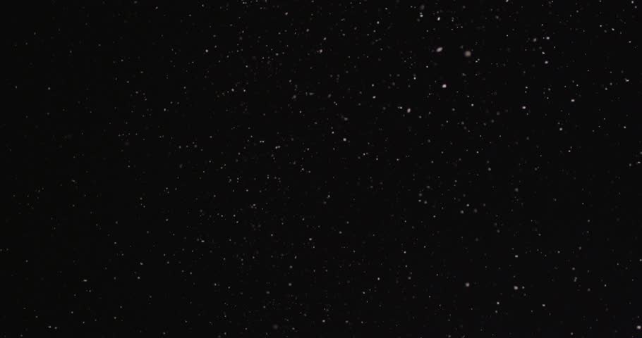 Large snowflakes against black | Shutterstock HD Video #33696733