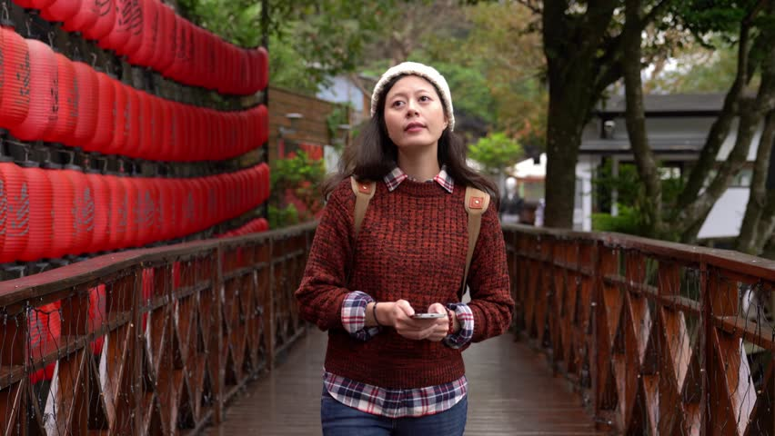Asian woman by imelda