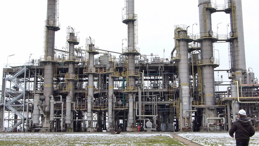 Header of petrochemical