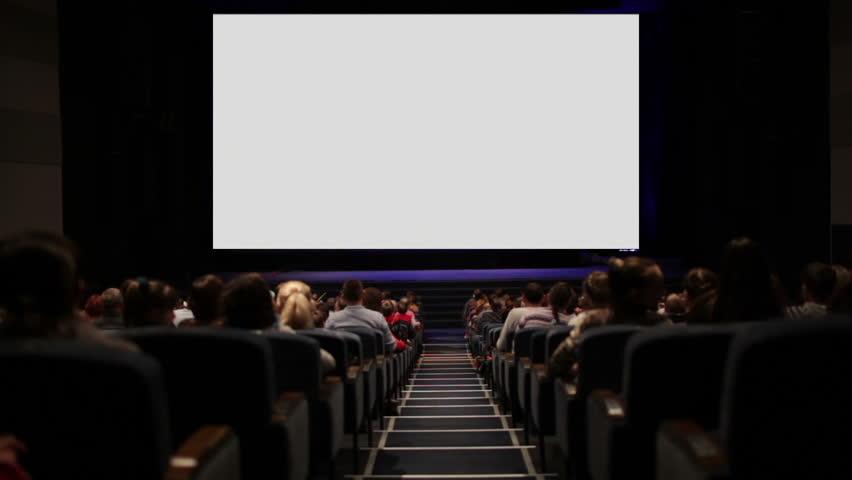 Movie screen height