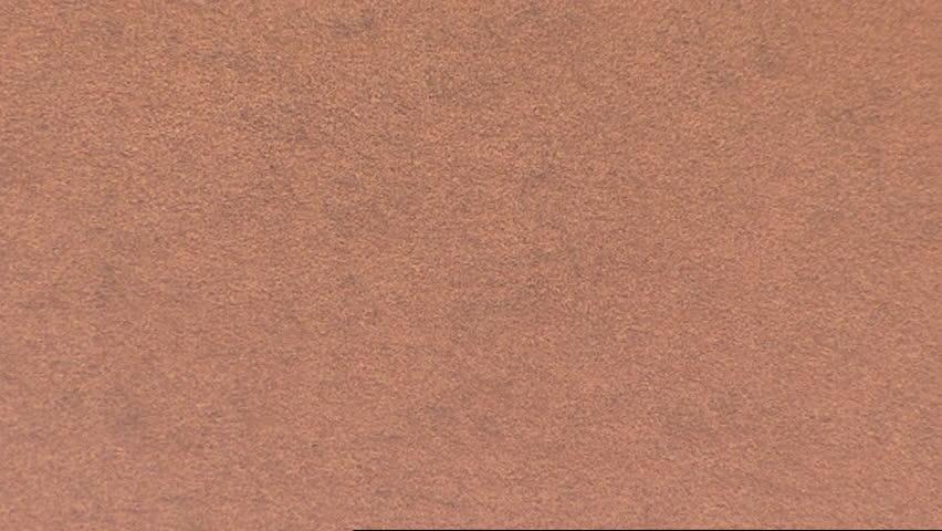 Moving sand in desert #3556799