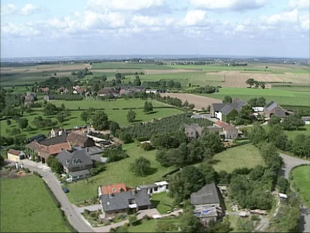 Countryside village at plateau van margraten province of limburg countryside village at plateau van margraten province of limburg the netherlands stock footage video 3587489 shutterstock sciox Image collections