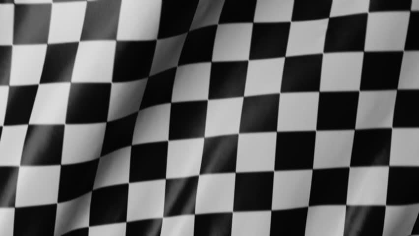 Finish Flag to use as a transition element. Includes a Luma Matte Alpha used to key the wipe over your footage. | Shutterstock HD Video #3587588