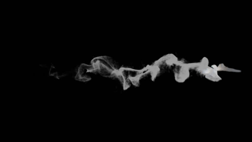 Smoke for candle, cigarette (large version) CGI