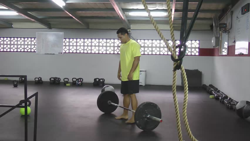 clean exercise crossfit
