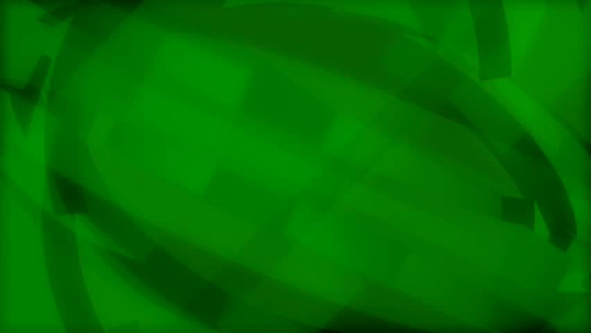 Abstract Morphing Green Background | Shutterstock HD Video #3667613