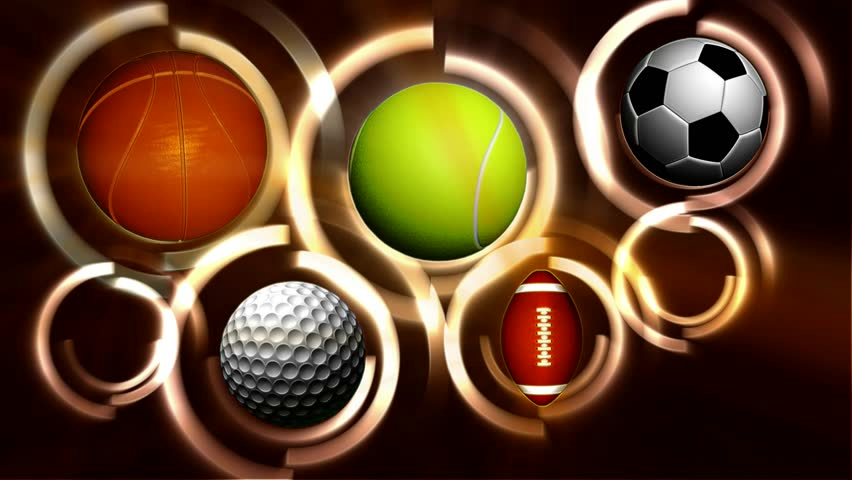 All Sports Balls Wallpaper