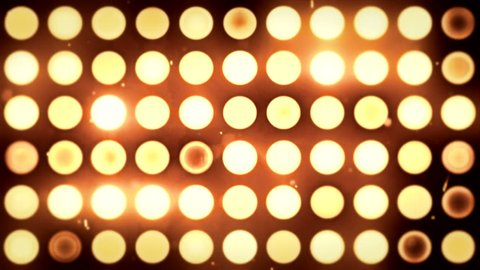 Flashlights led loop Disco Light Matrix Beam Lights Bulb Amber Halogen Headlamp Lamp Stage lights Nightclub Blinder Blinking Shiny Lights Flash Club Floodlight Lights Flashing Wall concert dance disco