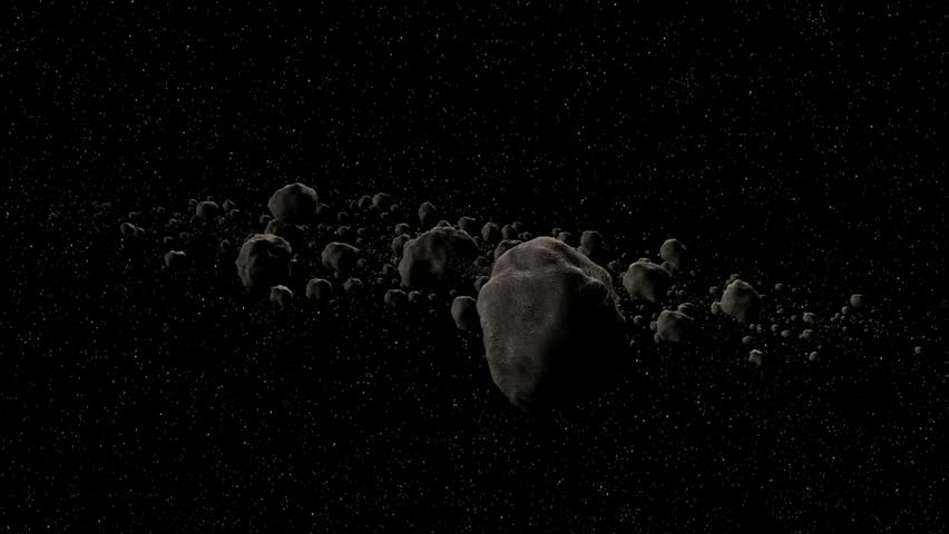 asteroid field hd - photo #17