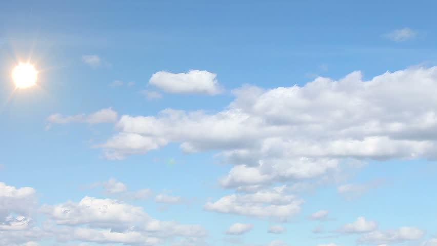 Clouds, sky,sun. #3840053