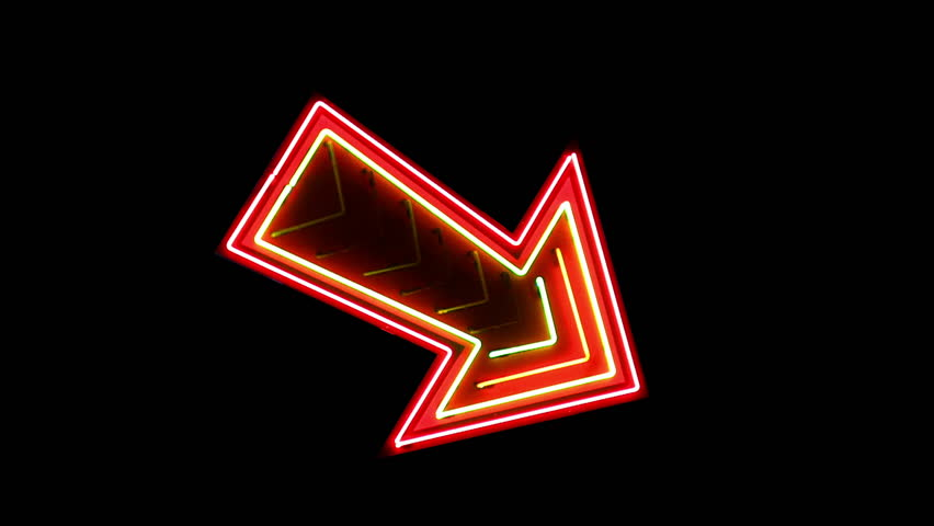 neon stock footage video shutterstock. Black Bedroom Furniture Sets. Home Design Ideas