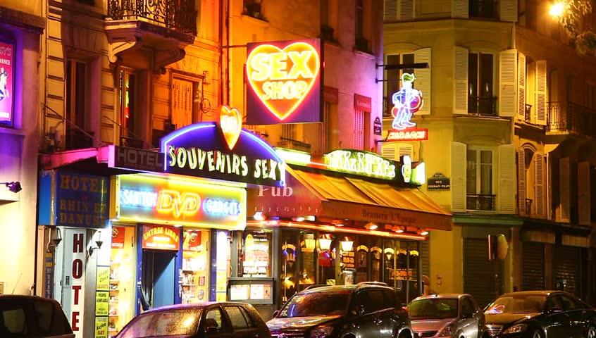 High Street Sex Shops