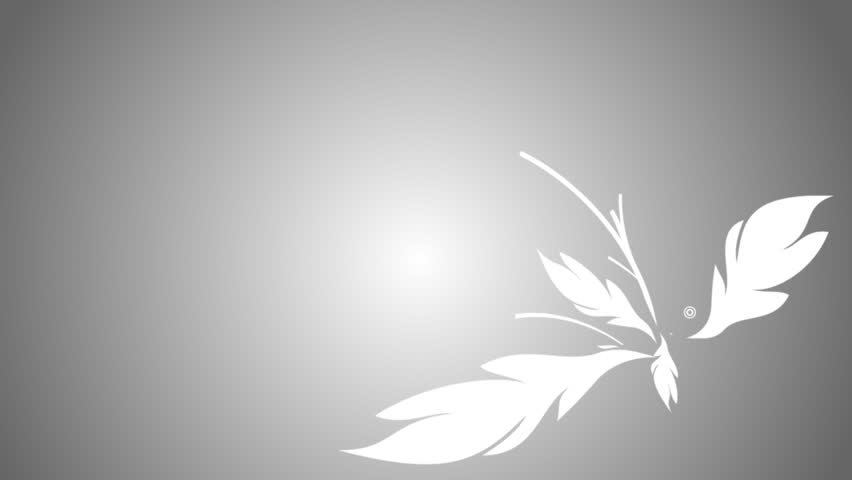 flower ornament vector design growing on background