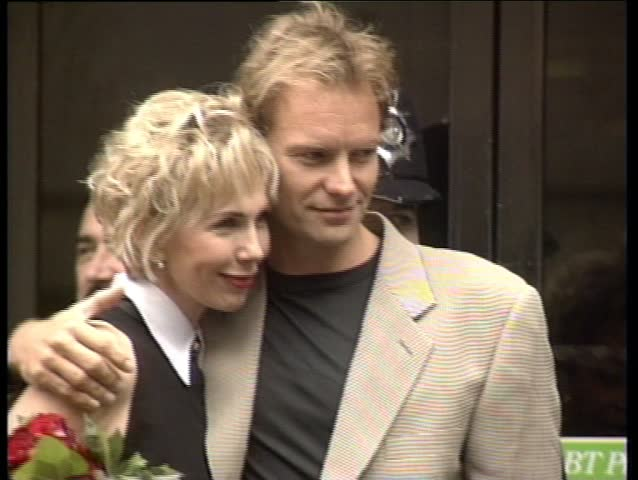 Sting Trudie Styler Stock Footage Video (100% Royalty-free) 41303 |  Shutterstock