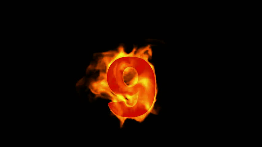 Email Signinternet Fire Symbol Stock Footage Video 4147933