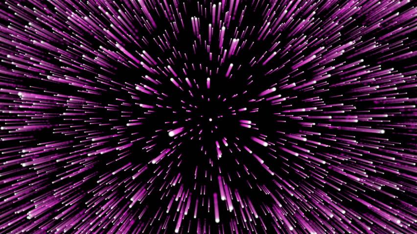 Distribution lines particle