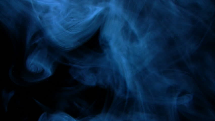 Smoke Blue 2 Loop | Shutterstock HD Video #438223