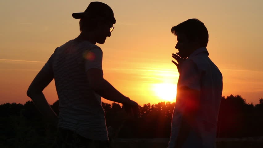 Male And Female Friendship Images