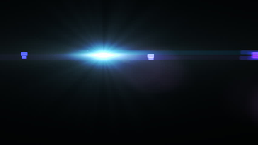 Beautiful lens flare effect is simple to add on your video production | Shutterstock HD Video #4473653